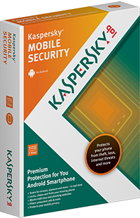 Kaspesky Mobile Security